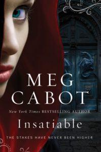Insatiable Cover