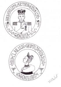 Genovia Royal Family 1