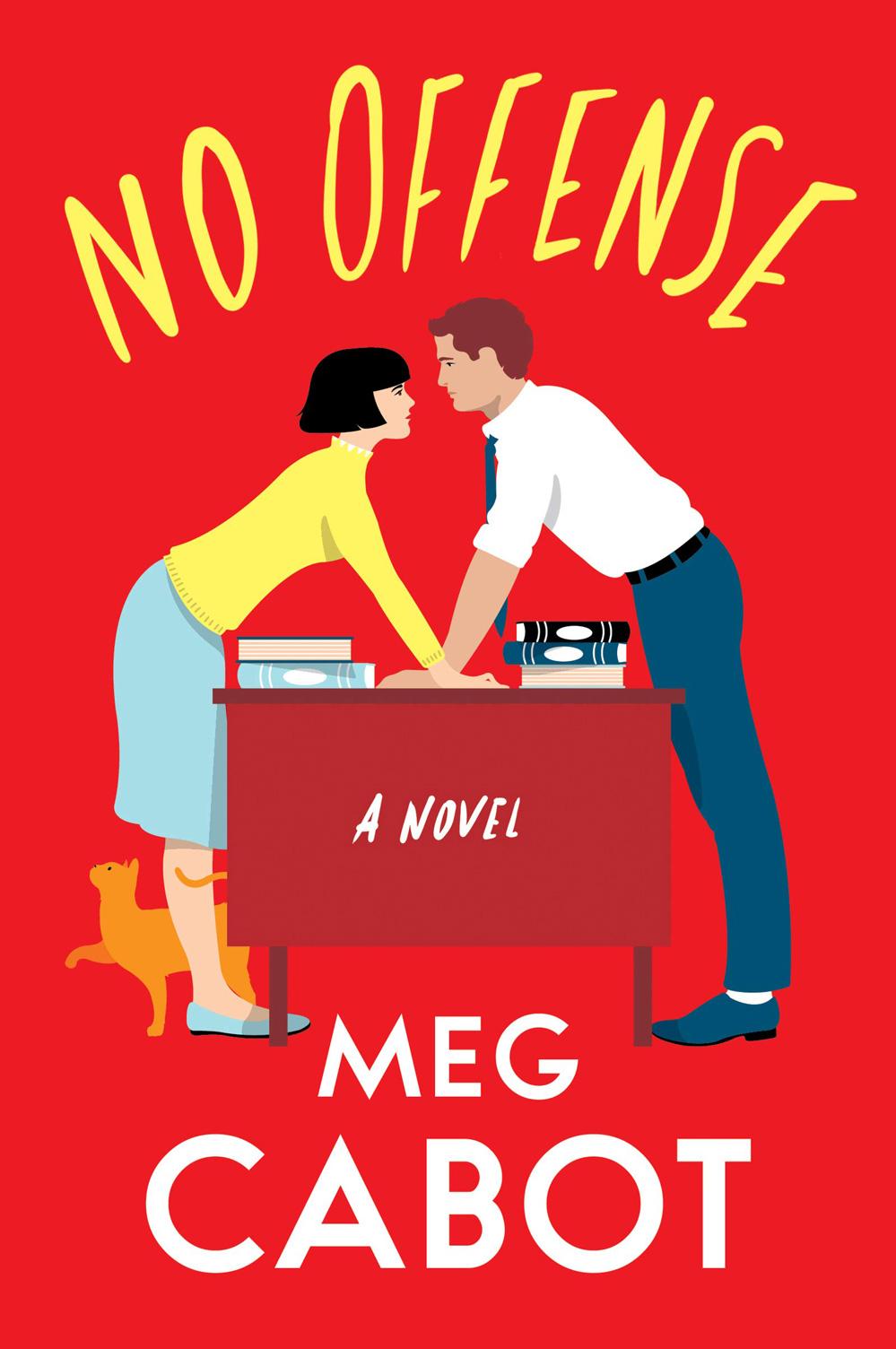 No Offense by Meg Cabot